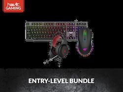 Havit Gaming entry-level bundle
