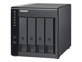 QNAP TR-004 Harddisk-array 0TB 4bays