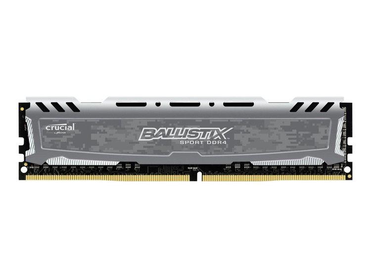 Ballistix DDR4 16GB 2666MHz CL16 Ikke-ECC