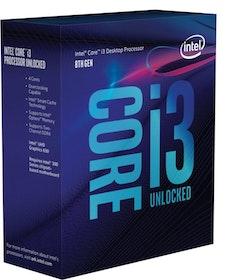 Intel CPU Core I3-9350K 4GHz Quad-Core LGA1151