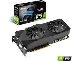 Asus GeForce® RTX 2060 SUPER 8GB Dual Advanced Evo V2