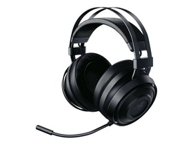 Razer Nari Essential - Headset - fullstorlek - 2,4 GHz - trådlös