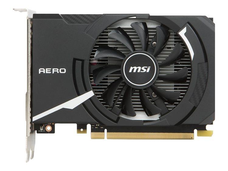 MSI GT 1030 AERO ITX 2G OC 2GB GDDR5