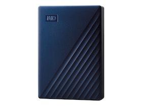 WD My Passport for Mac Harddisk WDBA2F0050BBL 5TB USB 3.2 Gen 1