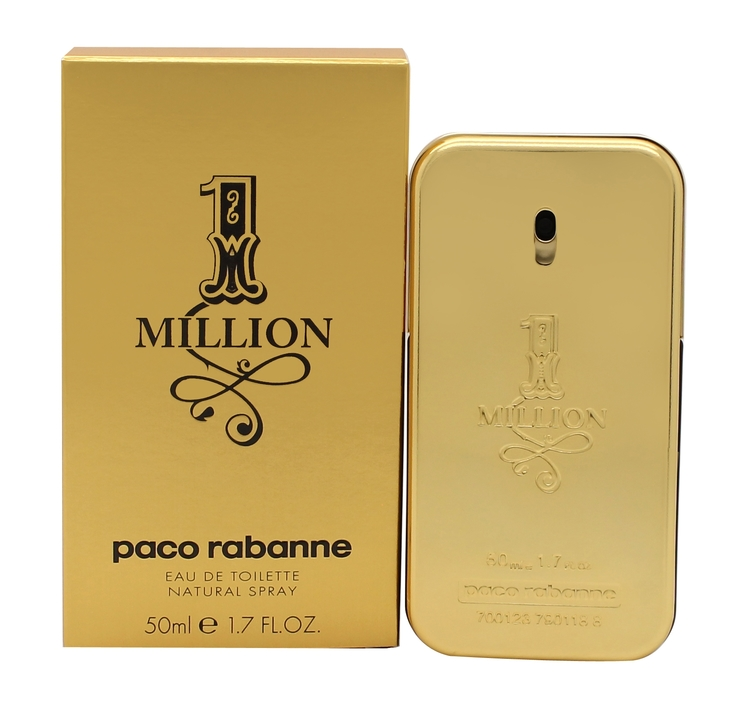 1 Million, Paco Rabanne EdT