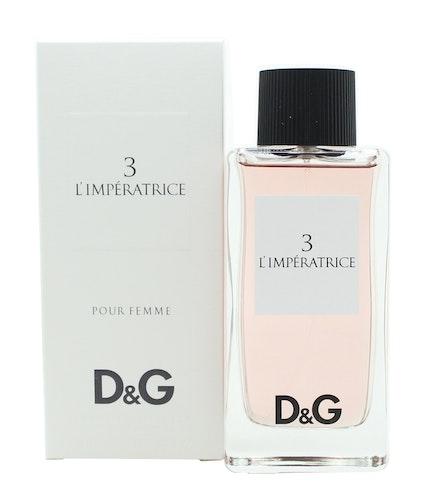 3 L'Imperatrice, Dolce & Gabbana EdT