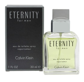 Eternity for men, Calvin Klein EdT