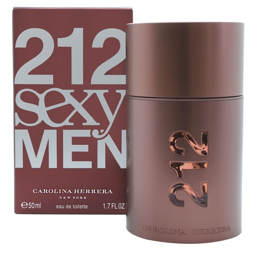 212 Sexy Men EdT, Carolina Herrera