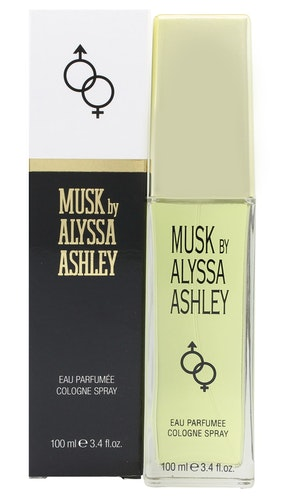 Musk, Alyssa Ashley Eau de Cologne