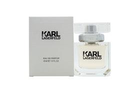 Karl Lagerfeld For Her, Karl Lagerfeld EdP