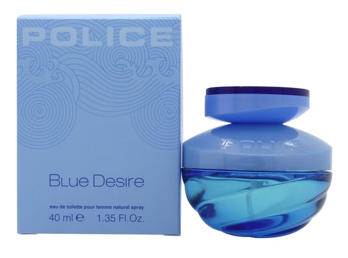 Blue Desire, Police EdT