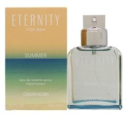 Eternity for Men Summer 2019, Calvin Klein EdT