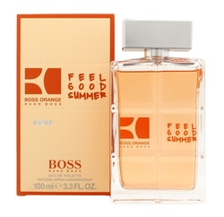 Boss Orange Feel Good Summer Man, Hugo Boss EdT