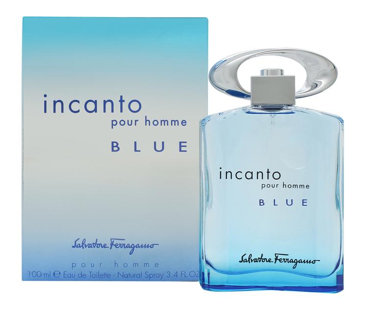 Incanto Pour Homme Blue, Salvatore Ferragamo EdT
