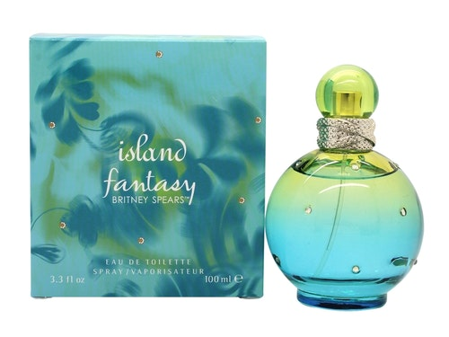 Island Fantasy, Britney Spears EdP