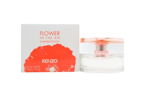 Flower In The Air Summer, Kenzo EdP