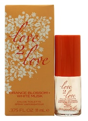 Orange Blossom + White Musk, Love2Love EdT