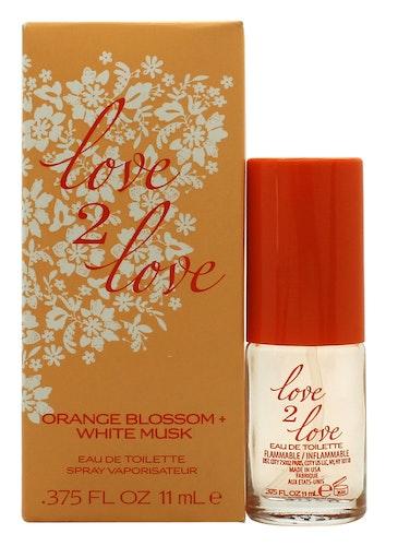 Orange Blossom + White Musk, Love2Love EdT