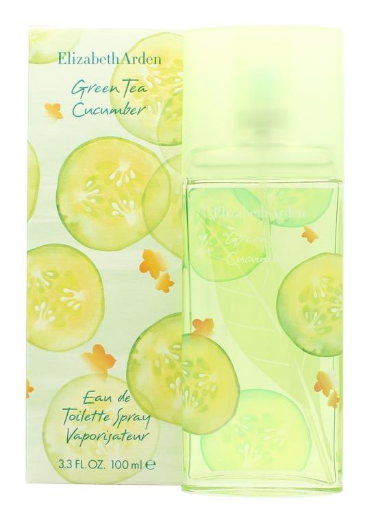 Green Tea Cucumber, Elizabeth Arden EdT
