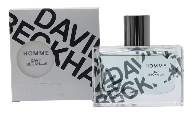 David Beckham Homme Edt 30ml