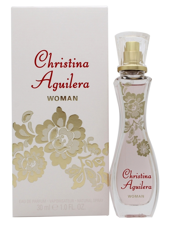 Christina Aguilera Woman EdP