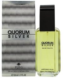 Antonio Puig Quorum Silver EdT
