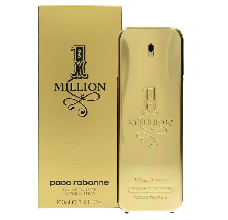1 Million, Paco Rabanne EdT