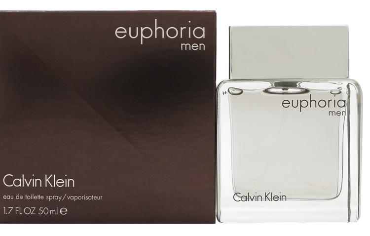 Calvin Klein, Euphoria EdT (Men)