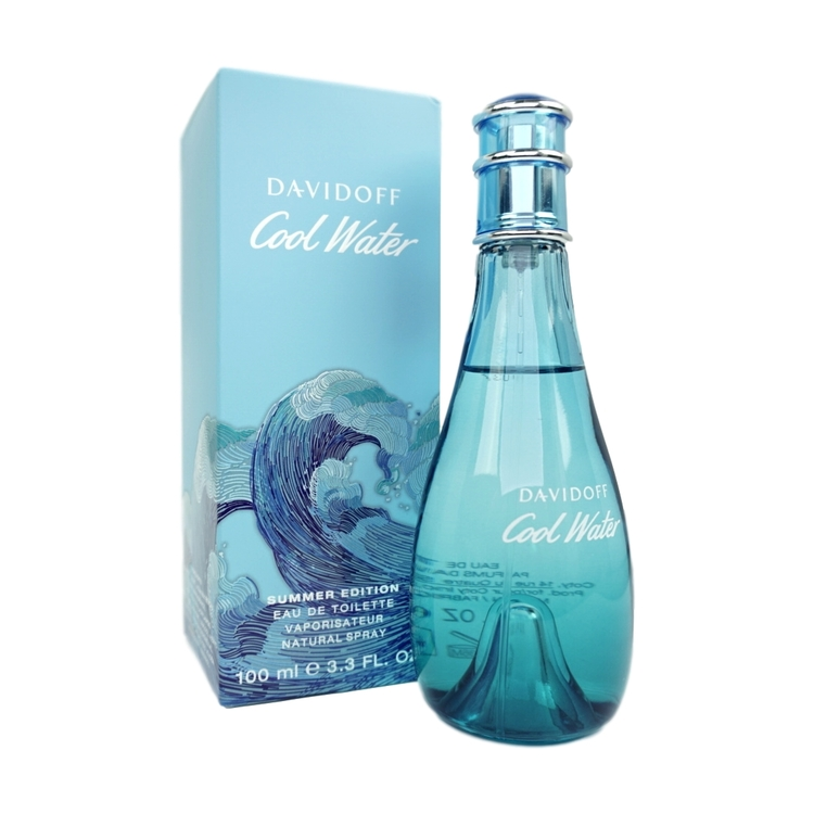 Davidoff Cool Water Woman Pacific summer edition Eau de Toilette