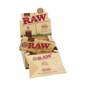 "RAW ""Artesano"" KingSize Slim med filter"