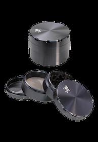 Black Leaf 4-delars med förvaring, Non-Stick
