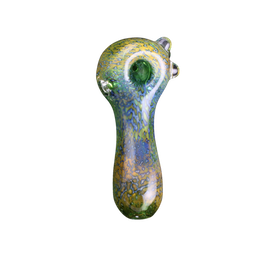 Abalone - Chameleon Glass handpipa