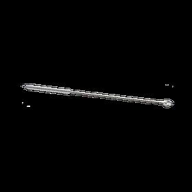 Borste 17,5 cm