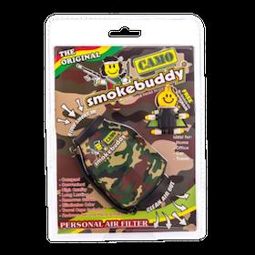 Smokebuddy Original Camo Personligt luftfilter
