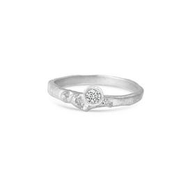 Misty Forest Serein Silver Ring