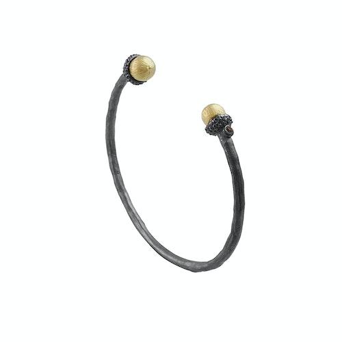 Golden Acorn Bracelet