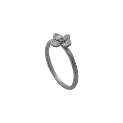 Tiny Hydrangea Ring, brons- Sista chansen