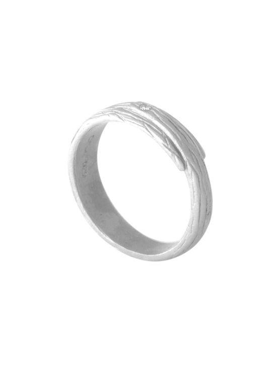 Misty Forest Birch Ring