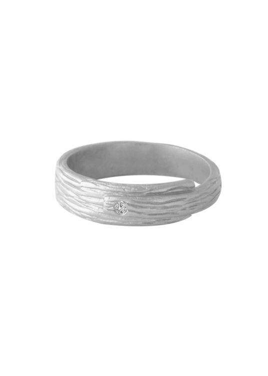 Misty Forest Birch Ring