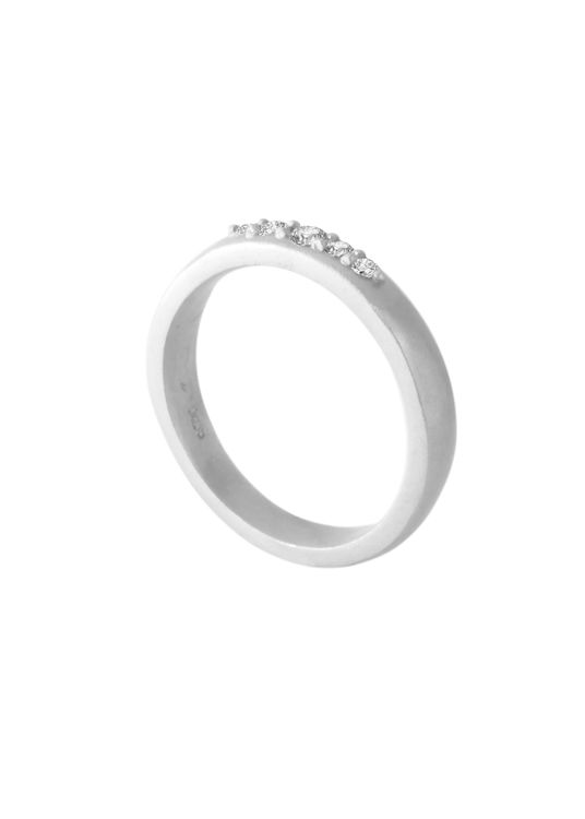 Misty Forest Water Ring