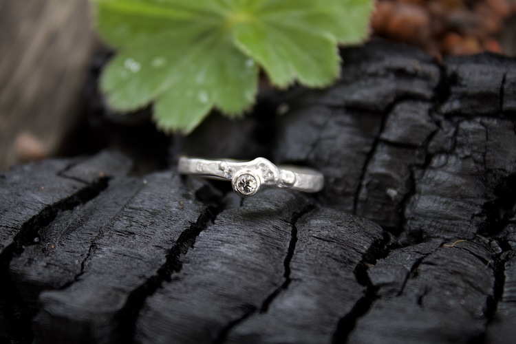 Misty Forest Serein Ring