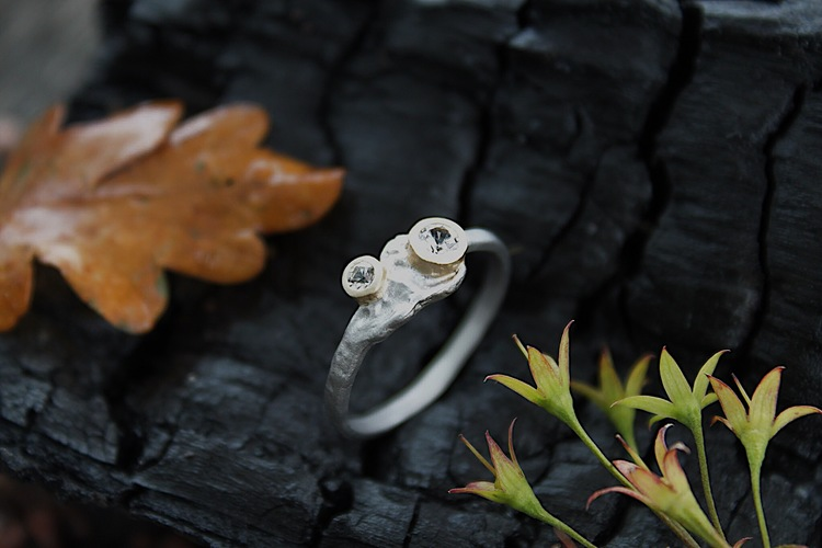 Misty Forest Superior Ring