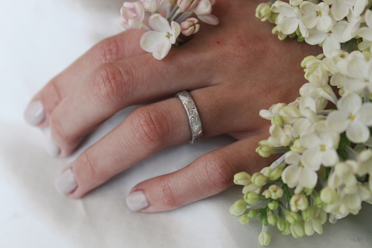 Misty Forest Twinkle Ring