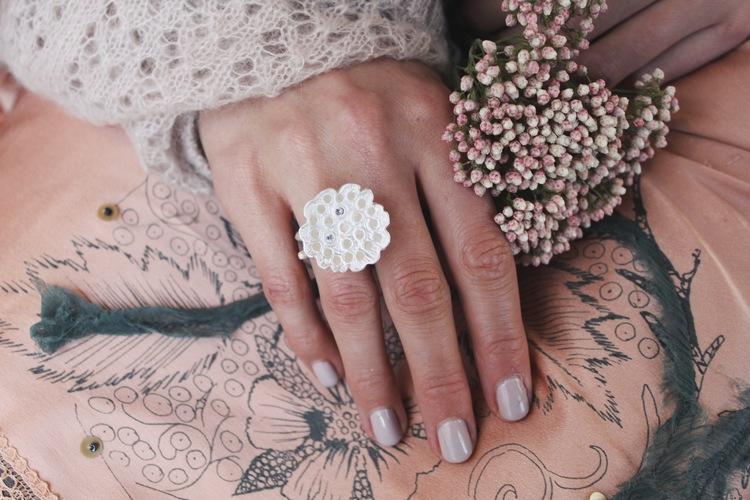 unika ringar lotus