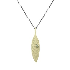 Halkidiki Olive Necklace - Bronze
