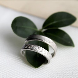 Misty Forest Henry Mens Ring
