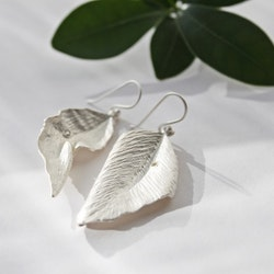 Bonne de Bry Earrings - Silver