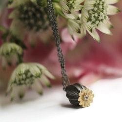 Poppy Seed Halsband - Brons