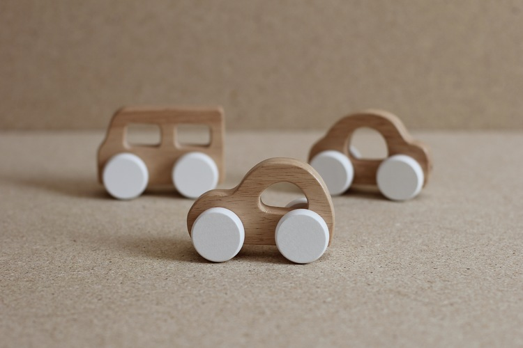 Wooden car 2