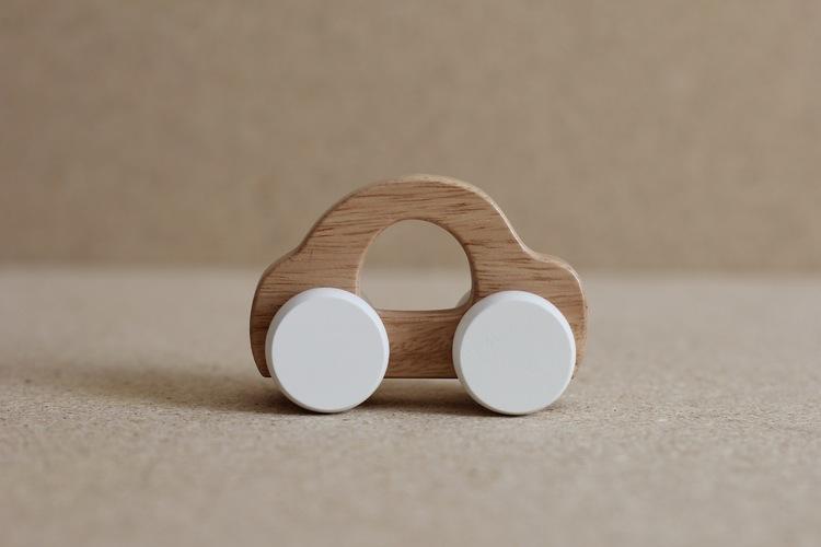 Wooden car 1
